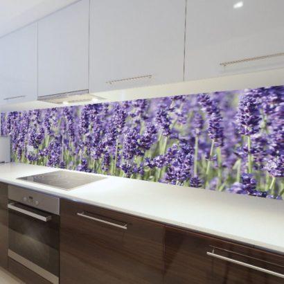 Mẫu kính ốp bếp in tranh 3D siêu đẹp TOP-158