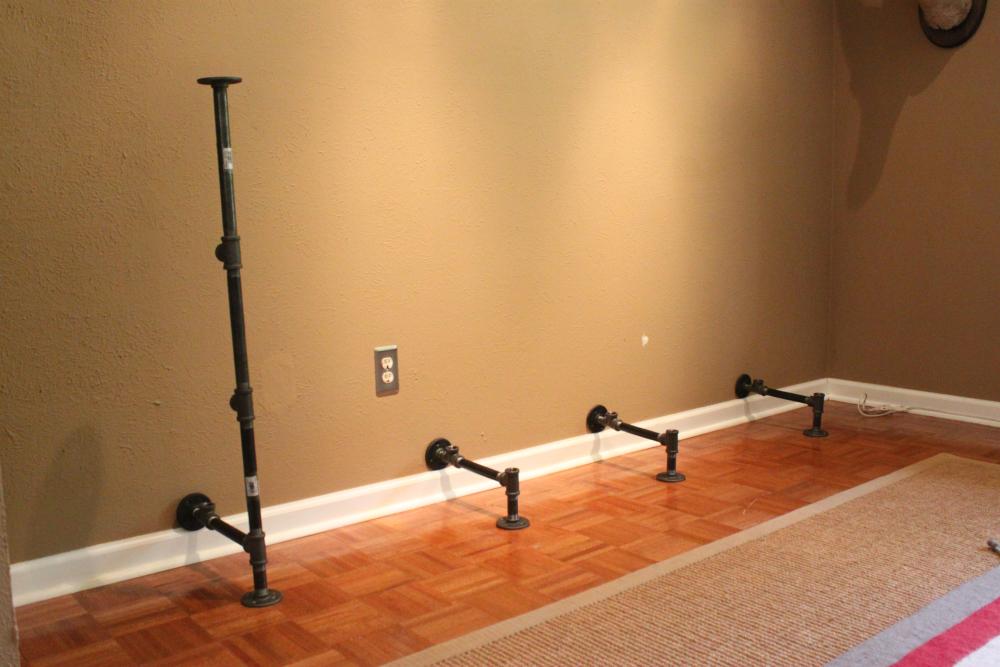 Tự thiết kế kệ ống nước từ A-Z