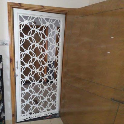 Cửa Sắt Chung Cư CNC cắt laser GHZ-3120