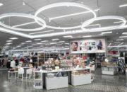 Sai lầm cần tránh trong thiết kế cửa hàng bán lẻ: Bố trí ánh sáng trong cửa hàng bán lẻ.