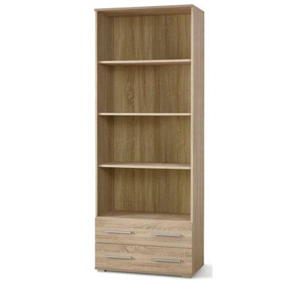 Kệ sách - kệ hồ sơ gỗ MDF chống ẩm GHT-205
